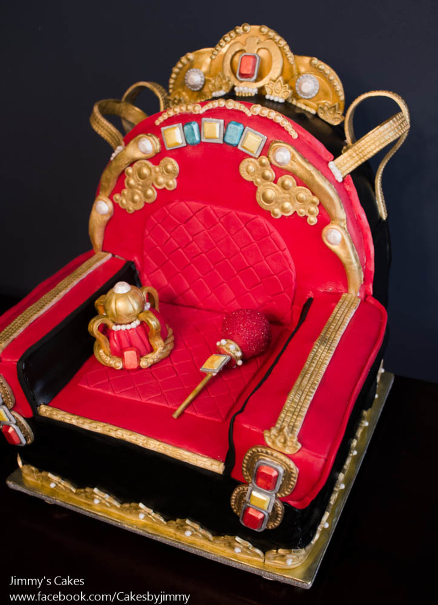King S Throne Cakecentral Com