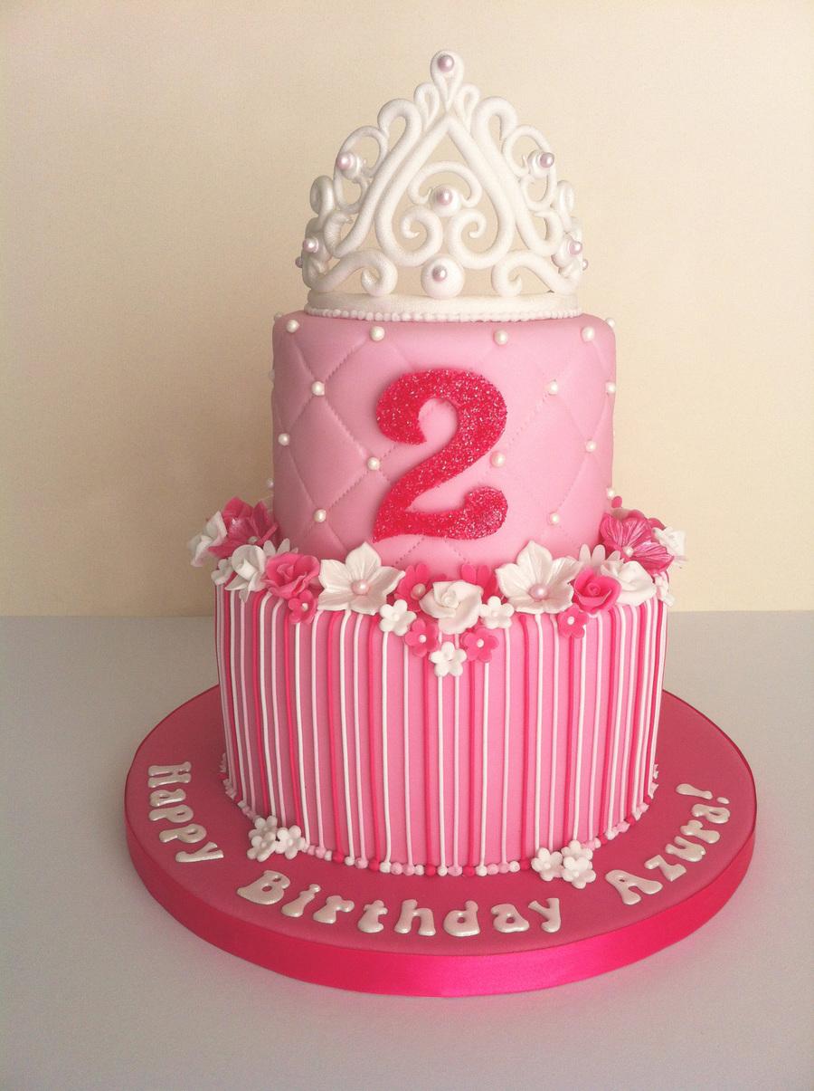 Princess Tiara Cake Cakecentral Com