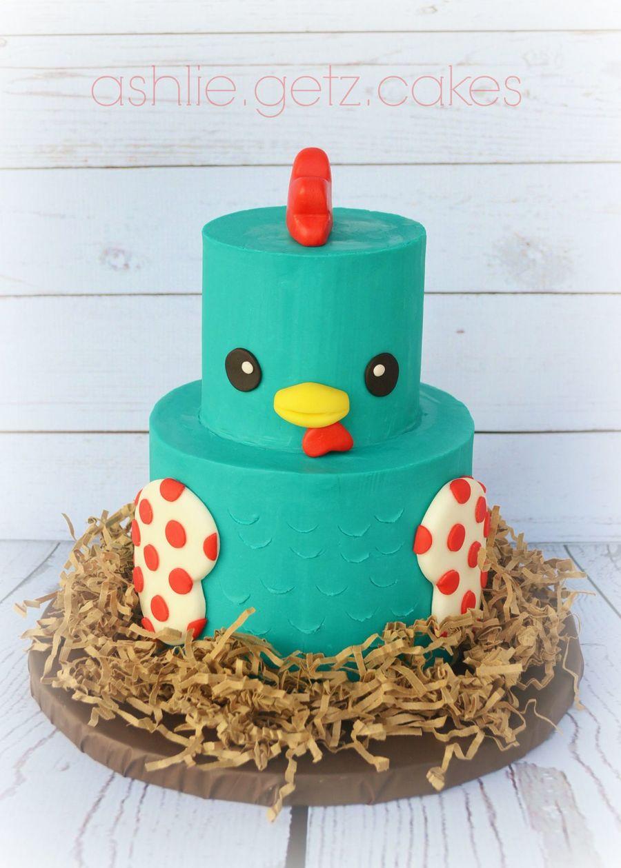 Chicken Cake Cakecentral Com