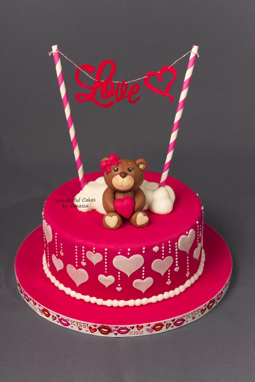 Valentines Day Cake Cakecentral Com