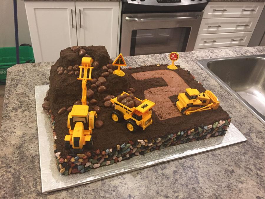Easy Cake Decorating Ideas Boys
