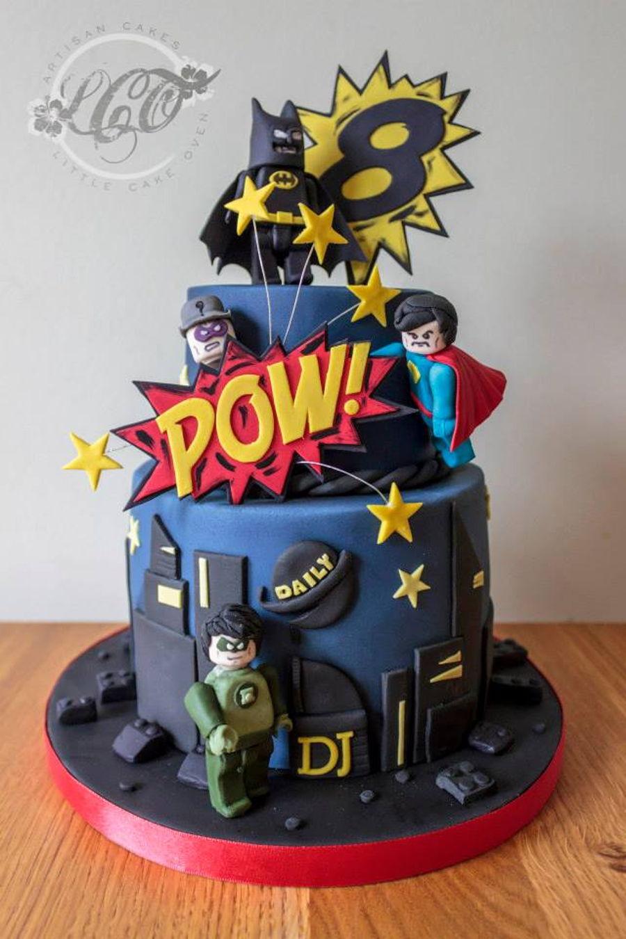 Lego Avengers Cake Cake Recipe
