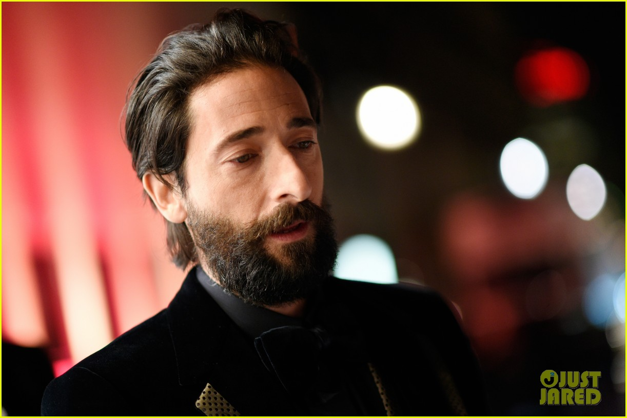 Long Adrien Beard Brody
