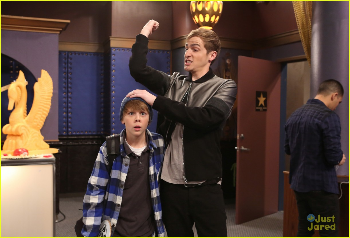 More 'Big Time Rush' on 'Marvin, Marvin'! | Photo 555776 ...