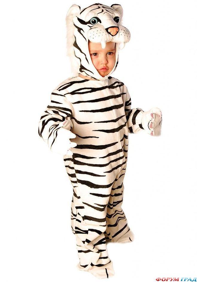 วิธีการทำเสือจากเด็ก ชุดสูทใน 5 นาทีรูปภาพหมายเลข 5