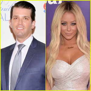 Donald Trump Jr  Reportedly Had An Affair With Aubrey O Day During     Donald Trump Jr  Reportedly Had An Affair With Aubrey O Day During   Celebrity Apprentice