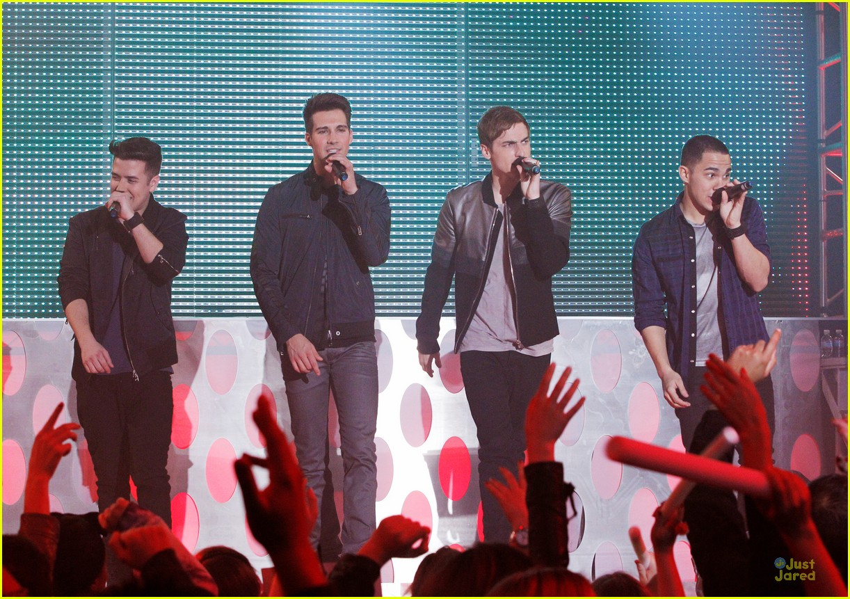 Big Time Rush on 'Marvin, Marvin' -- Exclusive Pics ...