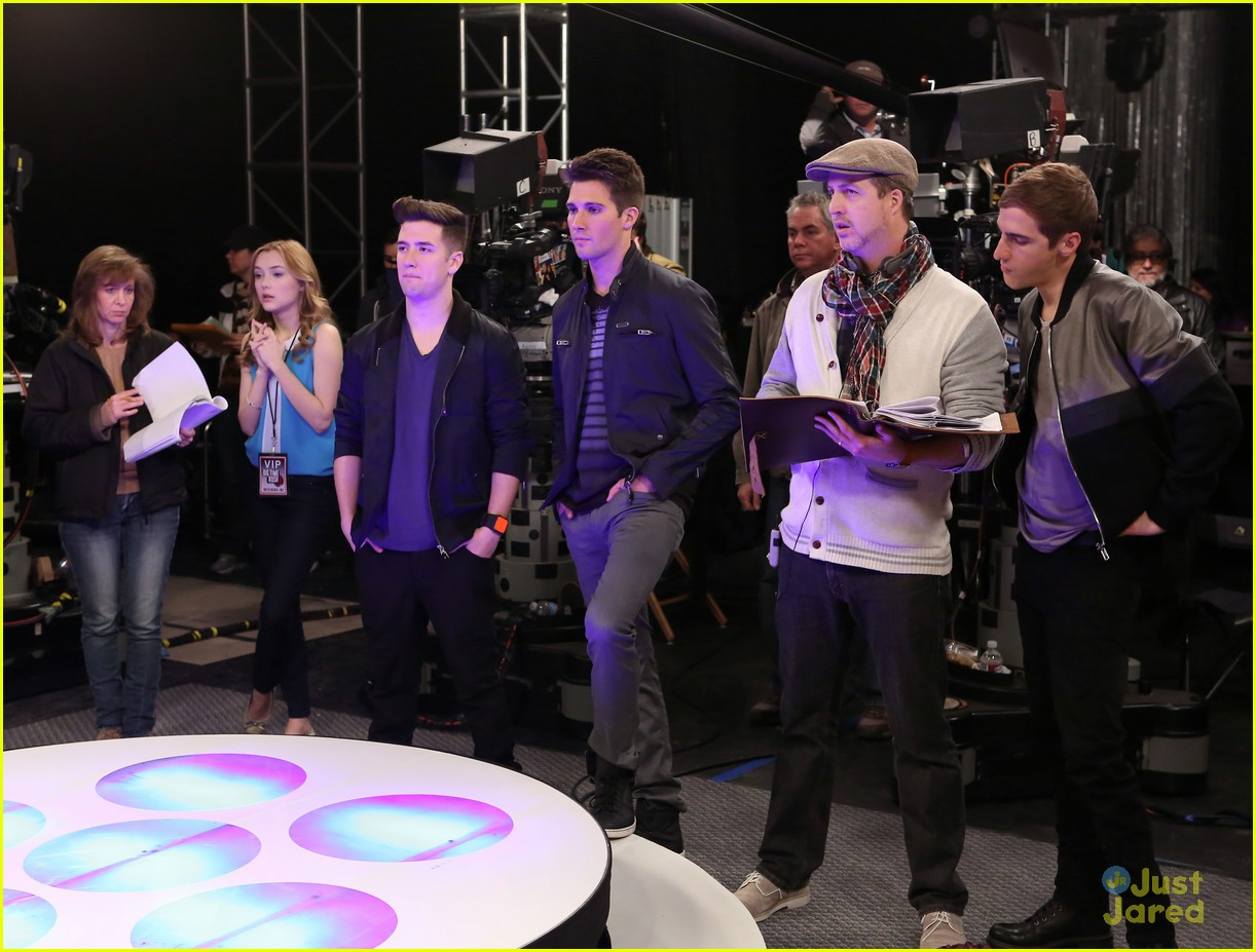 More 'Big Time Rush' on 'Marvin, Marvin'! | Photo 555777 ...