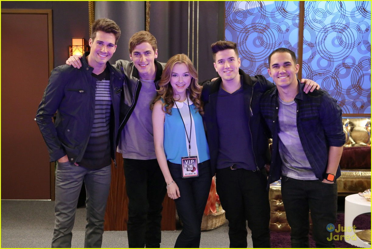 More 'Big Time Rush' on 'Marvin, Marvin'! | Photo 555779 ...