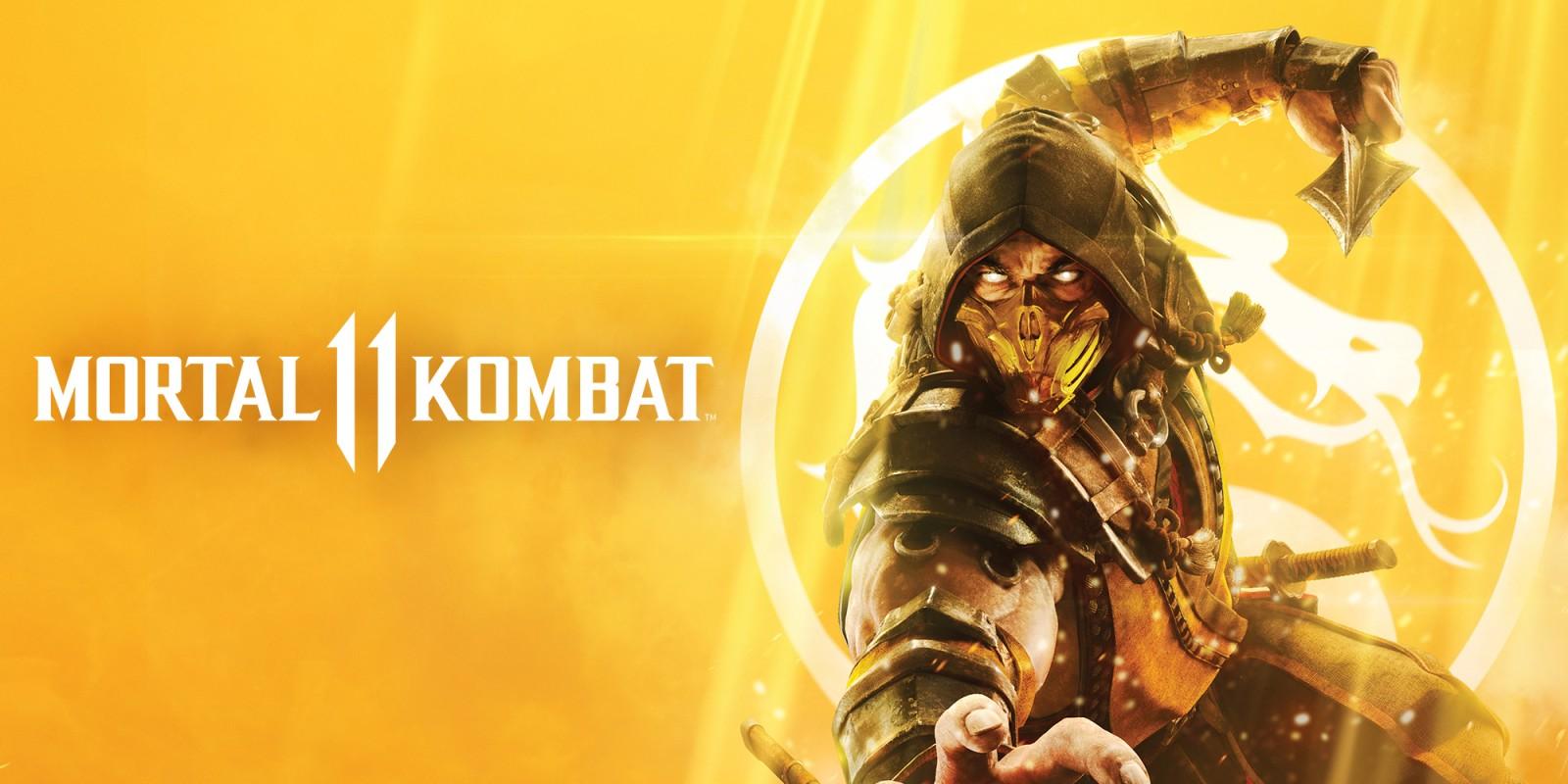 Mortal Kombat 11 | Nintendo Switch | Games | Nintendo