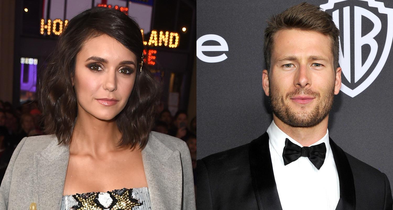 Are Nina Dobrev & Glen Powell Dating?   Glen Powell, Nina ...