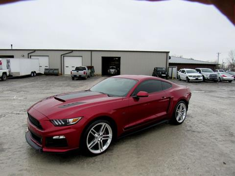 Used 2015 Ford Mustang For Sale in Evans  CO   Carsforsale com 2015 Ford Mustang for sale in Sikeston  MO