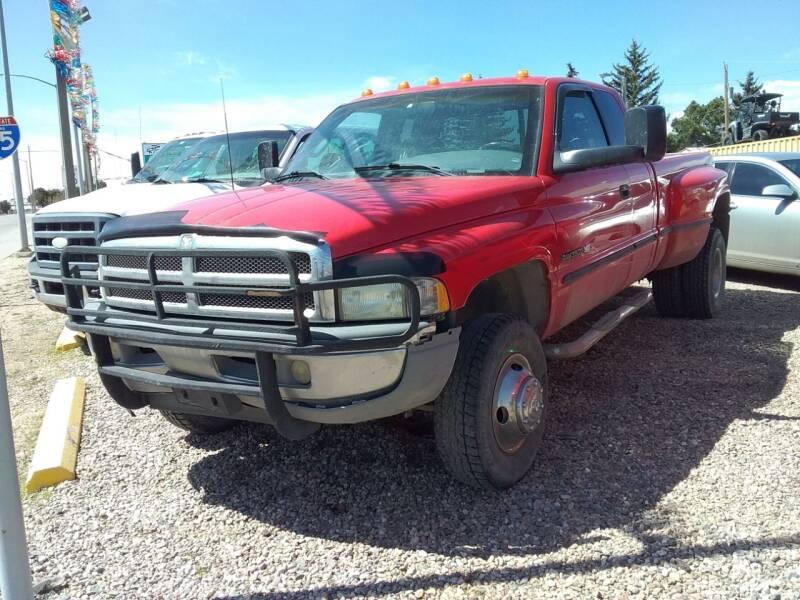 V10 2500 1998 Ram Dodge Laramie Slt