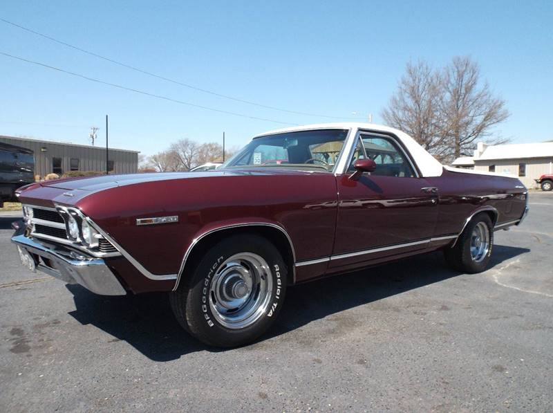 1969 Chevrolet Malibu Elcamino In Chanute KS   Cars R Us 1969 Chevrolet Malibu Elcamino   Chanute KS