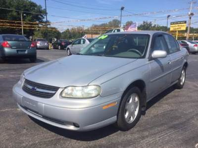 Chevrolet Used Cars Used Cars For Sale Memphis IMPALA MOTORS 2000 Chevrolet Malibu