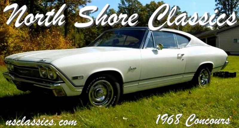 1968 Chevrolet Chevelle Concours VERY RARE CAR For Sale   All     1968 Chevrolet Chevelle 1