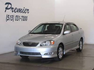 2008 Toyota Corolla S In Milford OH   Premier Automotive Group 2008 Toyota Corolla for sale at Premier Automotive Group in Milford OH
