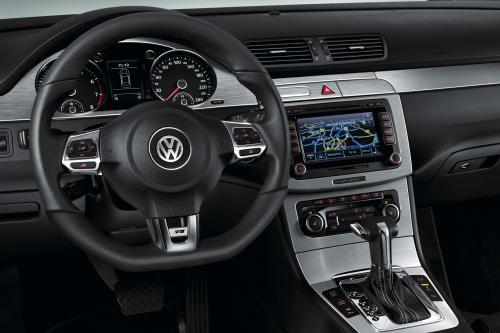 Volkswagen Offers New Rear Bench For Passat Cc