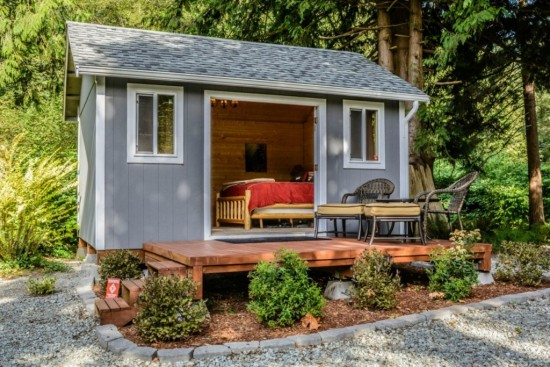 Design And Build Your Own Garden Room