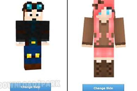 Minecraft Spielen Deutsch Skins Para Minecraft Pe Para Download Bild - Skins para minecraft pe download