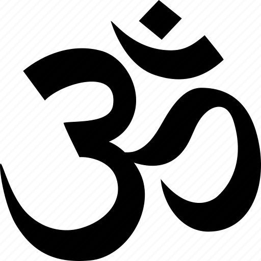 Aum, hindu, hinduism, meditation, om, religion, yoga icon