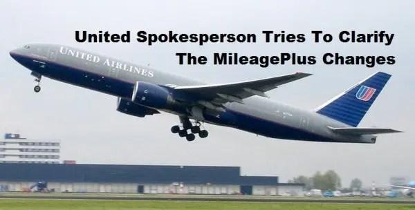 United Airlines Mileageplus