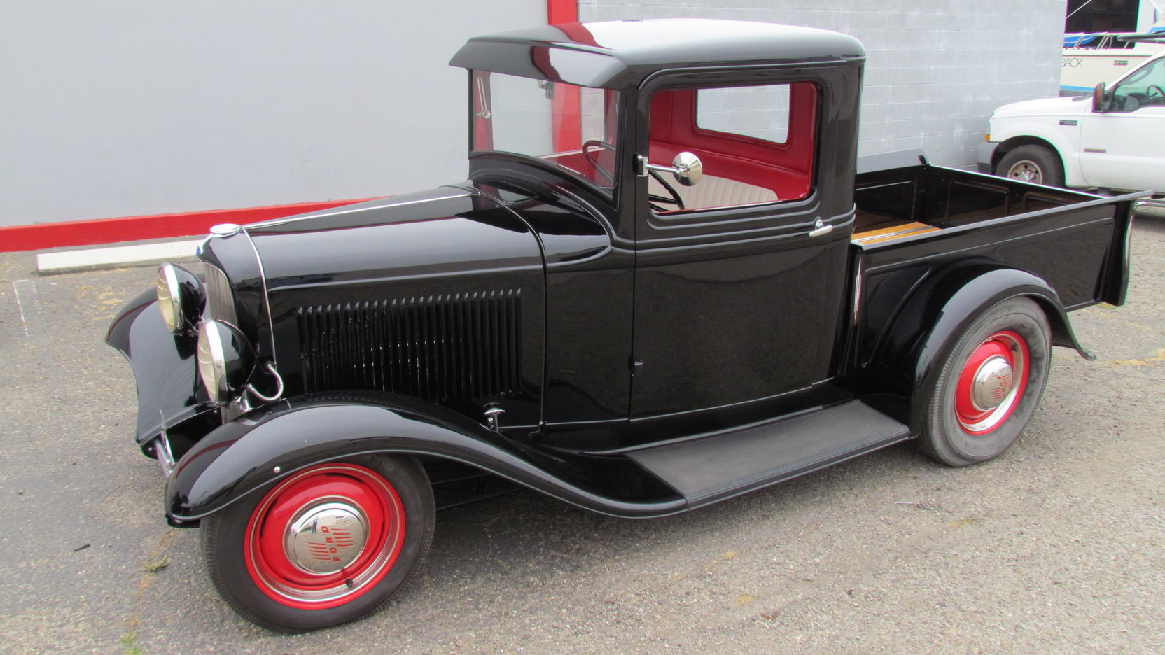 1932 Ford Pickup S29 Monterey 2011