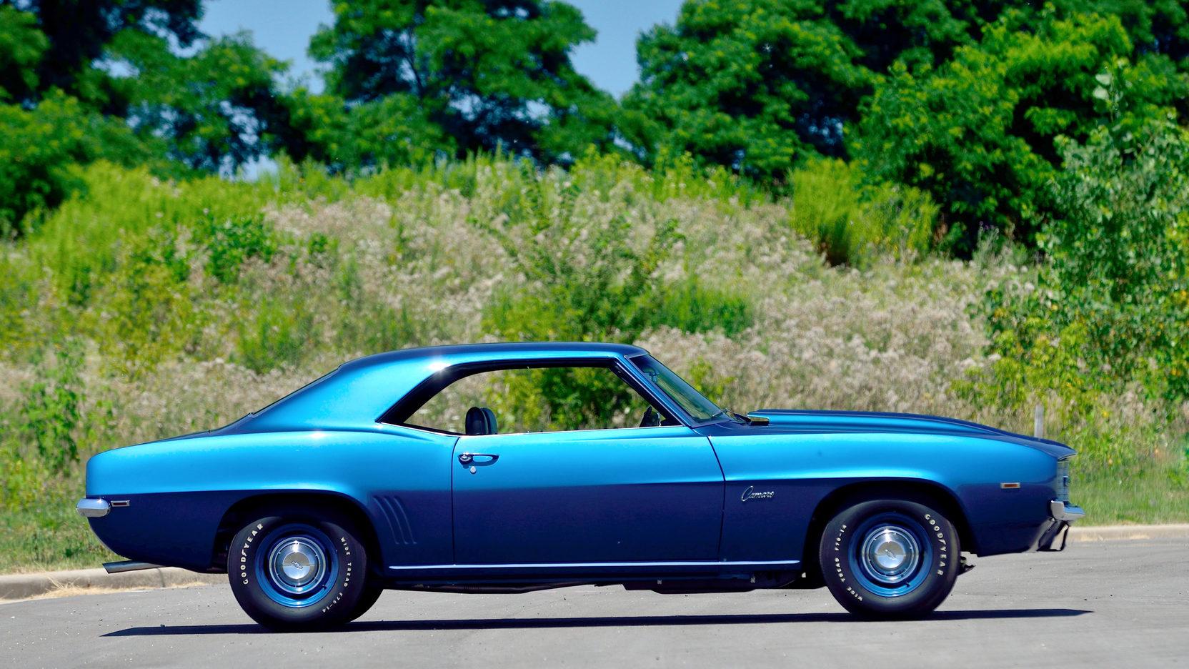 1969 Chevrolet Camaro ZL1 | F107 | Kissimmee 2016