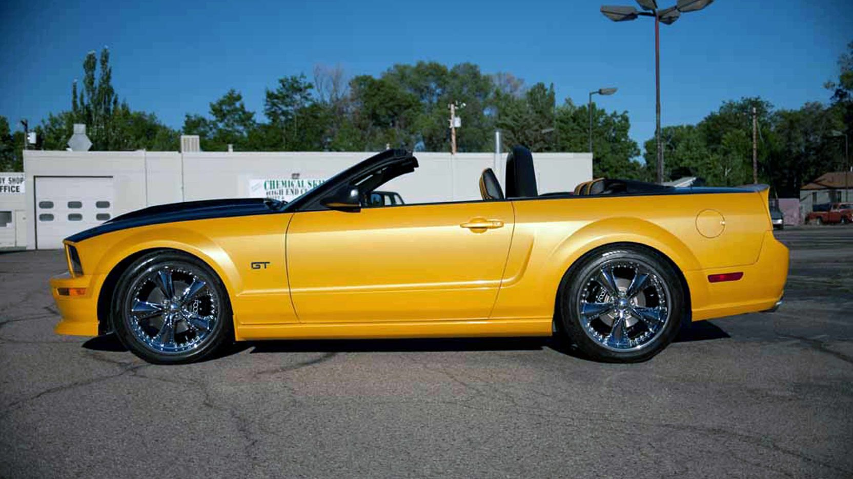 2007 Ford Mustang Gt Convertible T183 Houston 2013