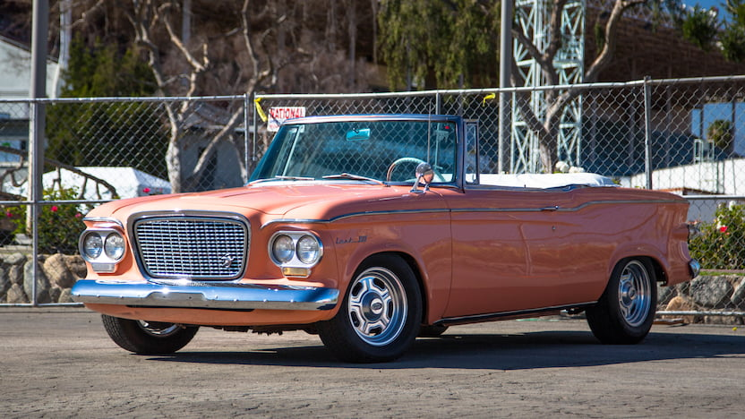 1961 Studebaker Lark VIII Regal Convertible   S152   Kansas City 2018 1961 Studebaker Lark VIII Regal Convertible   1