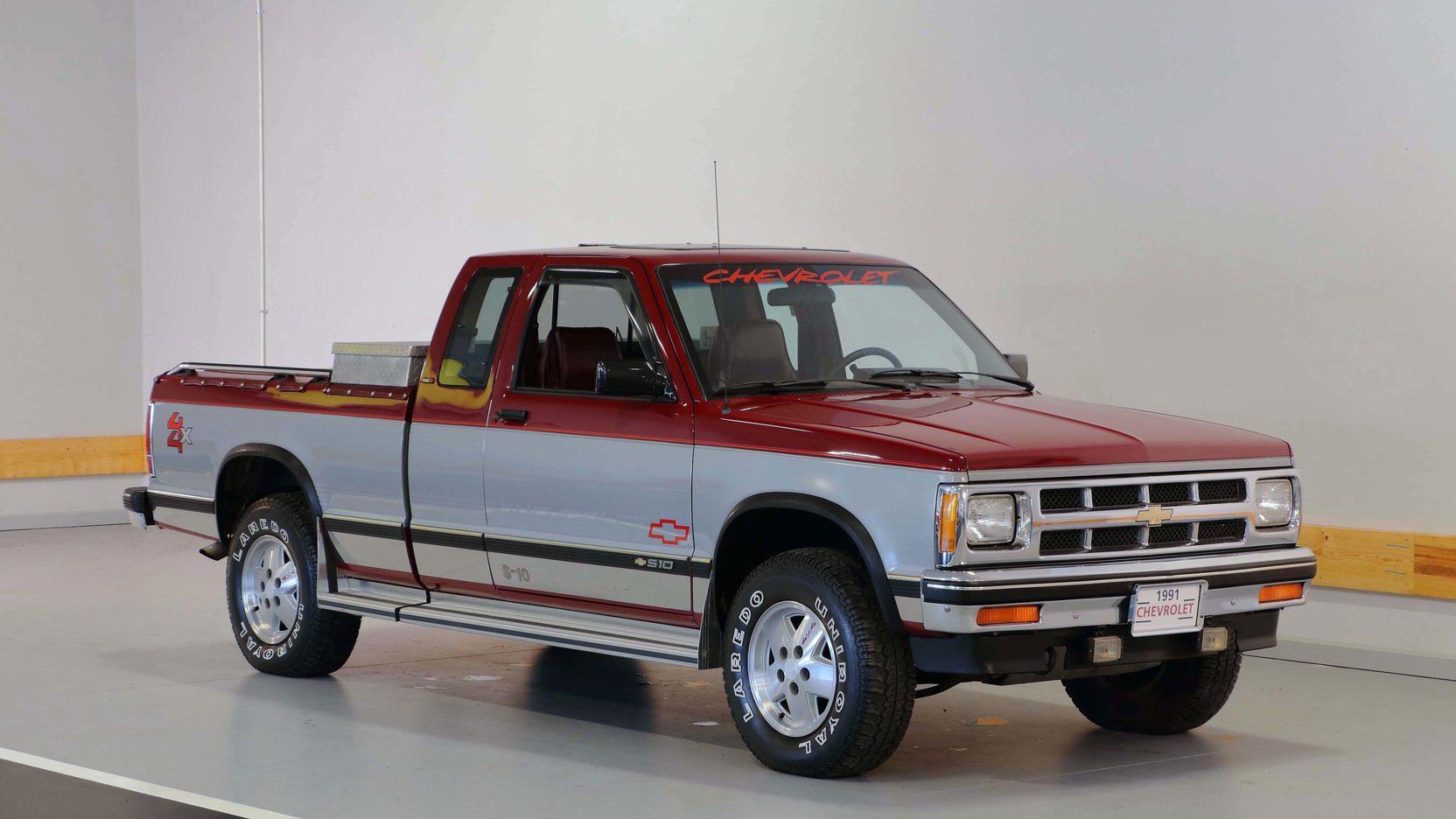 S Truck 10 Baja Chevrolet