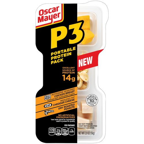 Oscar Mayer What P3 Are