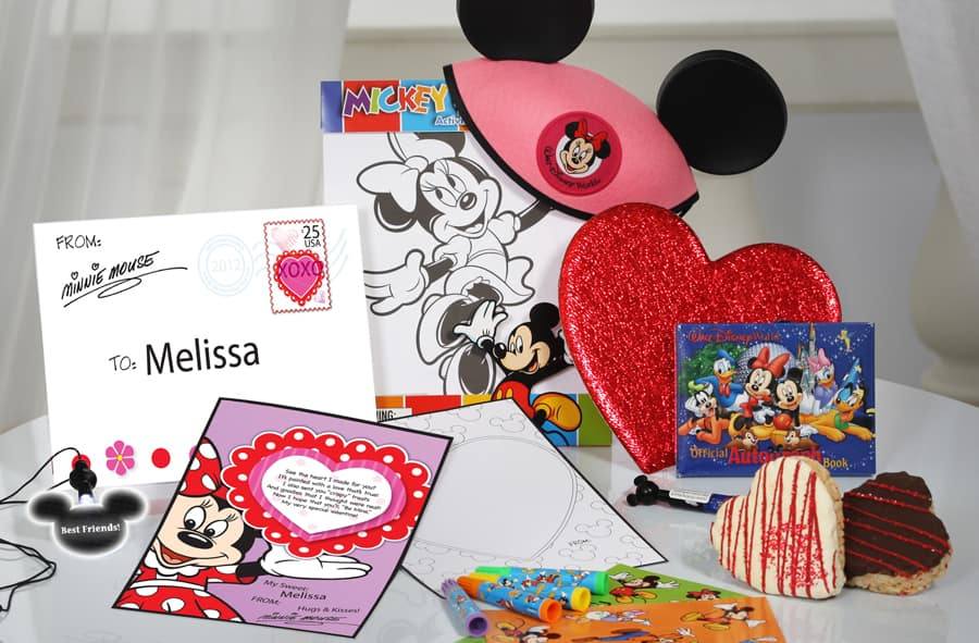 Memory of a Lifetime for Your Little Valentine at Walt ...