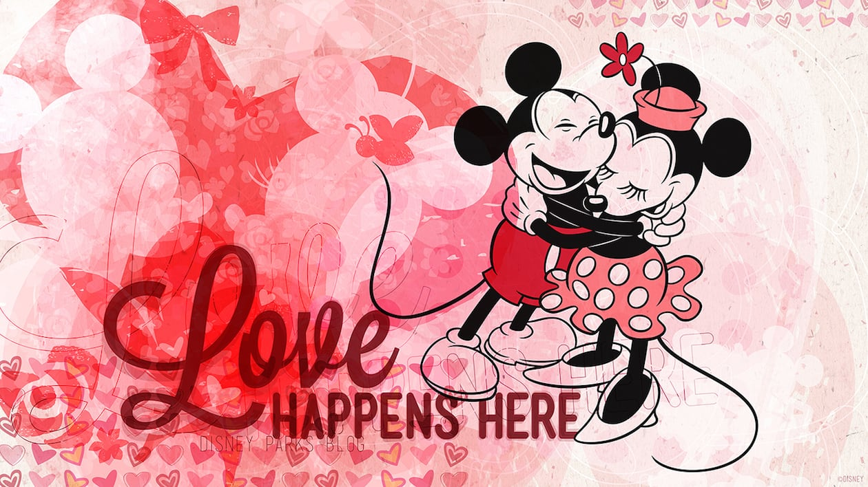 Download Our Disney Parks Valentine's Day Wallpapers ...