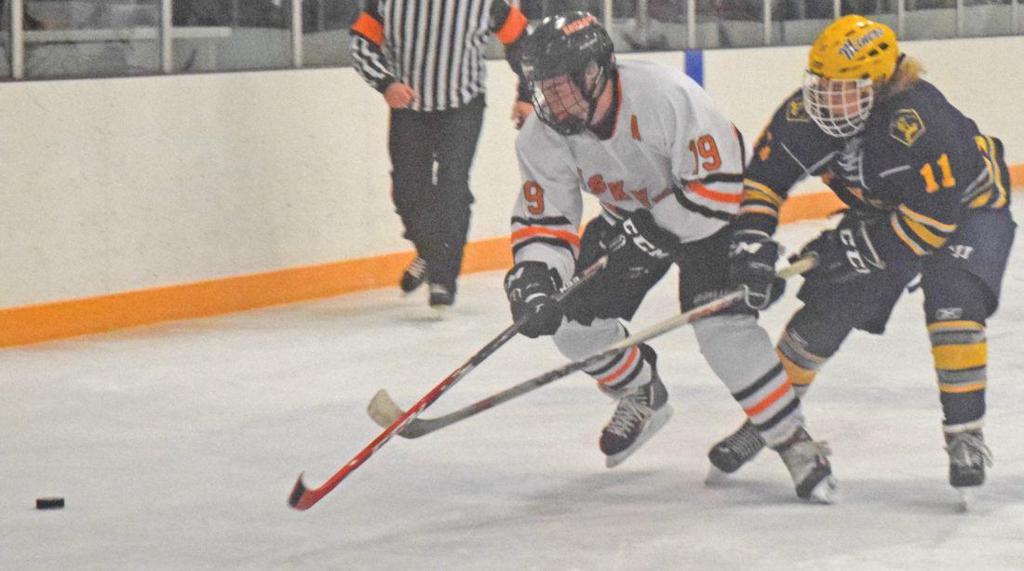 School Hockey High Alpena