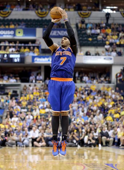 Carmelo Anthony Boston