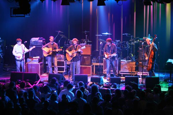 Yonder Mountain String Band Asheville Tickets 2017