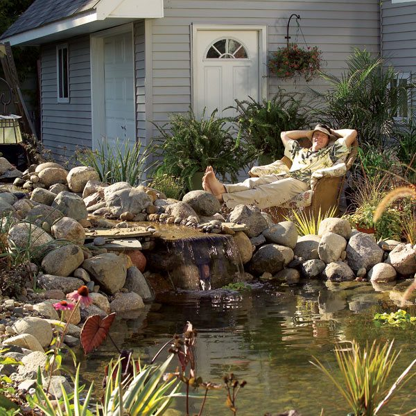 How Build Koi Pond