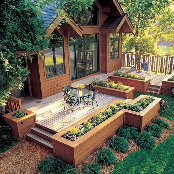 Above Ground Garden Box Build