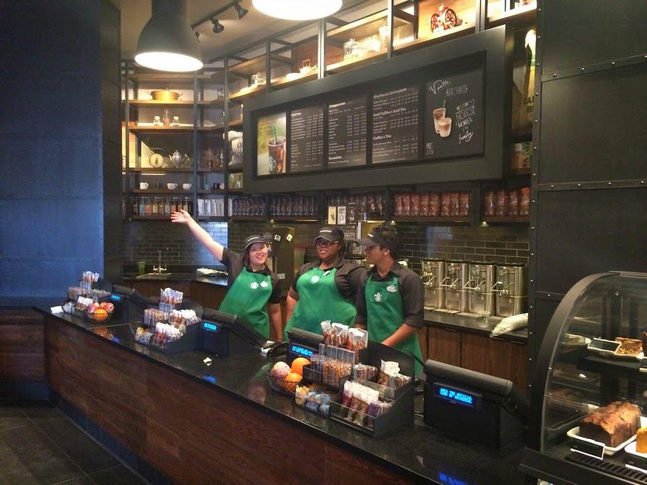 Starbucks Coffee Citywalk