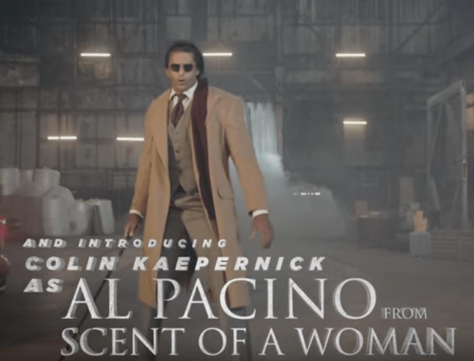 Al Pacino Scent Woman Quotes