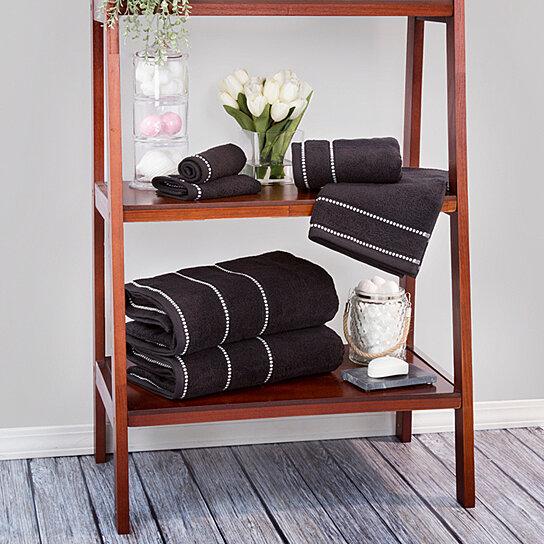 Home Accents Quick Dry Bath Towel