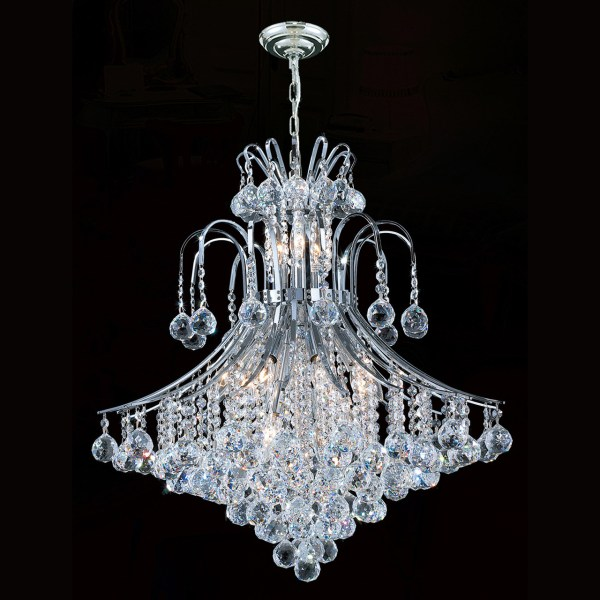 crystal chandelier # 52