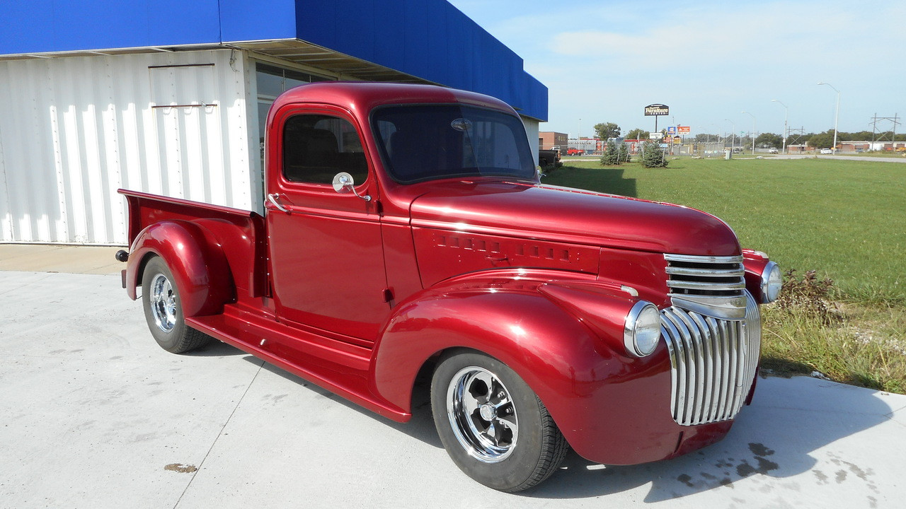 1940 Chevy 1 5 Ton Truck Sale