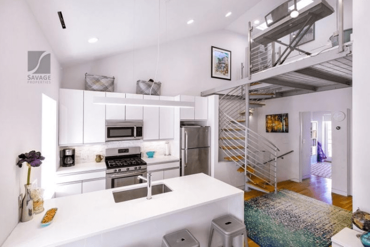 Five Boston Apartments For Rent With Spiral Staircases   Craigslist Spiral Staircase For Sale By Owner   Argus Brewery   Stair Case   Staircase Kits   Furniture   Senior Prank