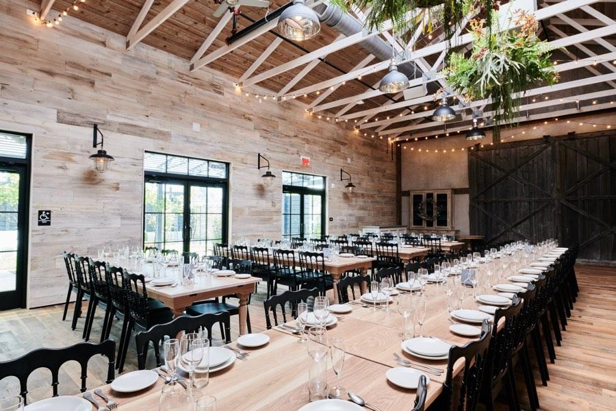 Terrain Gardens At Devon Yard Is Philadelphia S Gorgeous New Wedding Venue
