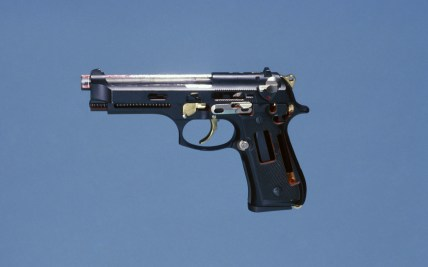 Recover Tactical Beretta 92 Models Grip & Rail System BC2