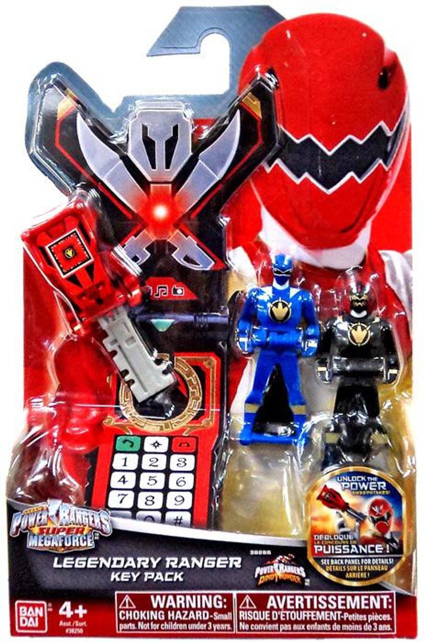 Ranger Super Megaforce Megaforce Pack Super Key