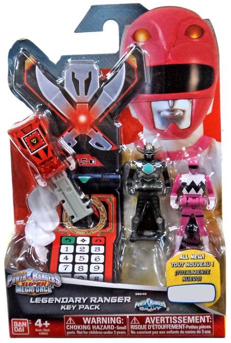 Megaforce Super Pack Ranger Key Super Megaforce