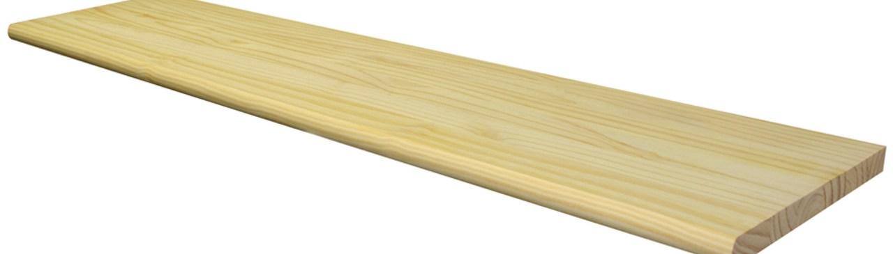 Ash Stair Tread Hardwoodstairsdirect Com | Prefinished Oak Stair Treads | Natural Red Oak | Risers | Hardwood Flooring | Stair Parts | Flooring
